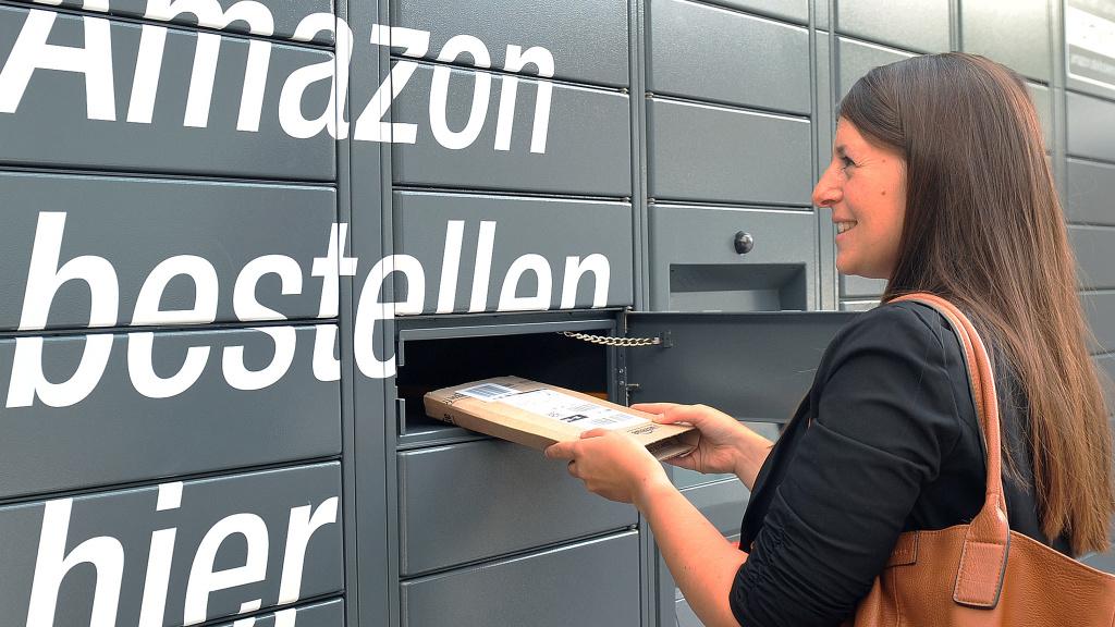 Amazon: Kommt jetzt die rollende Packstation?
