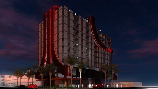 Atari Hotel©Atari