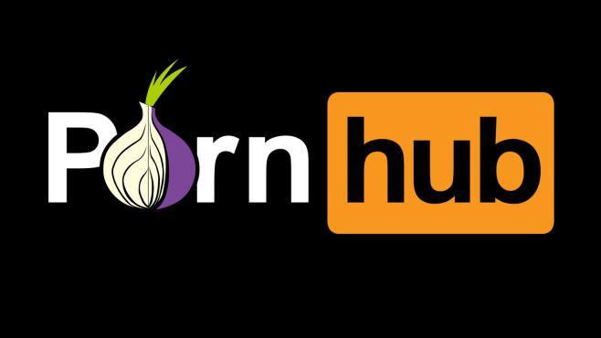Pornhub im Tor-Netzwerk©Tor, Pornhub