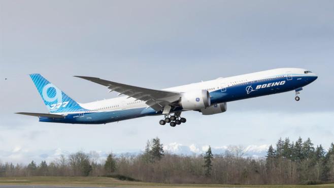 Boeing 777X©Boeing
