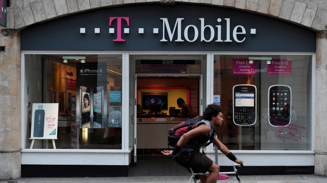 Telekom Shop©CARL COURT / Getty Image