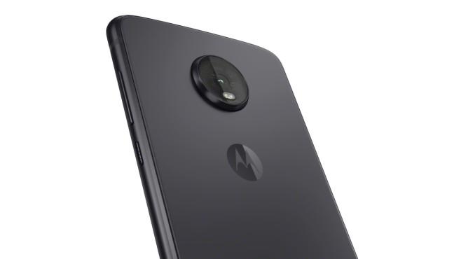 Motorola Moto Z4©Motorola, Lenovo