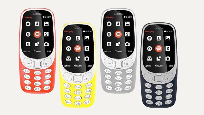 Nokia 3310©Nokia / HMD Global