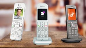 Festnetztelefon©iStock.com/Weedezign, AVM, Deutsche Telekom, Gigaset