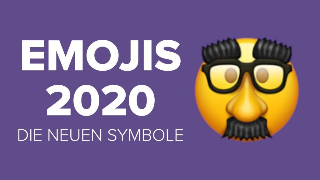 Die Neuen Emojis