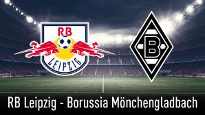 Bundesliga: Leipzig gegen Gladbach©iStock.com/efks, RB Leipzig, Borussia Mönchengladbach
