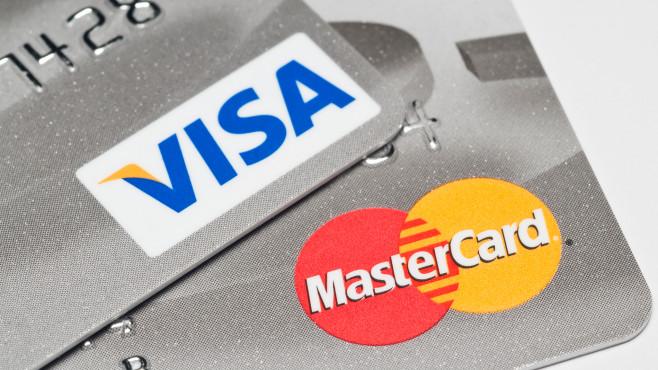 Visa oder Mastercard©iStock.com/martin-dm
