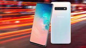 Aktion: Samsung S10 plus Allnet-LTE-Flat©Samsung, iStock.com/vitomirov