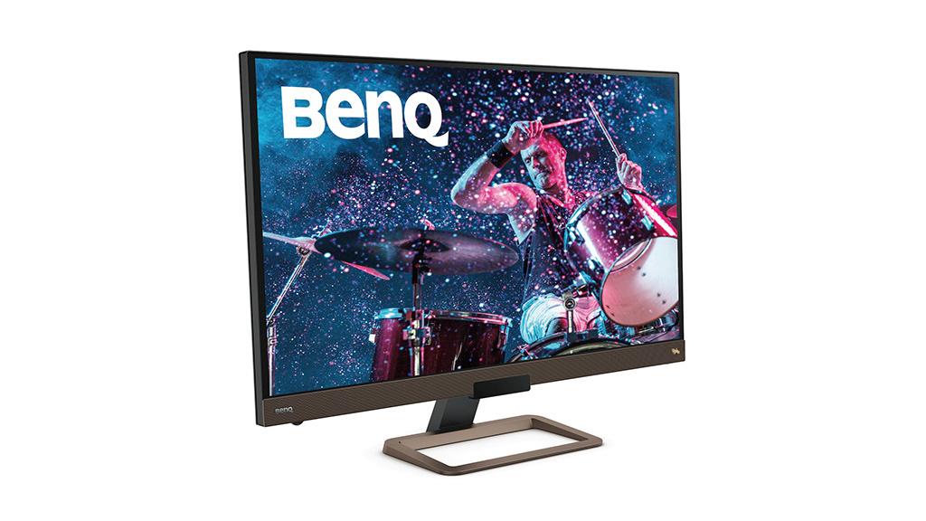 Benq: 4K-Monitor in 32-Zoll mit 2.1-Lautsprechern