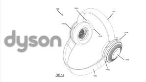 Dyson-Kopfh�rer mit Luftreinigungsfunktion©Dyson