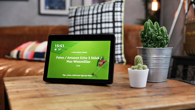 Amazon Echo Show (2. Generation) © COMPUTER BILD