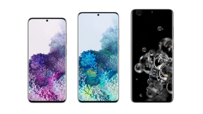 Samsung Galaxy S20©Samsung