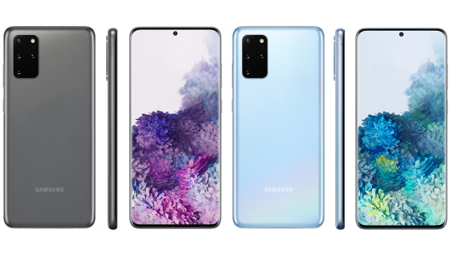 Samsung Galaxy S20 Plus©Samsung