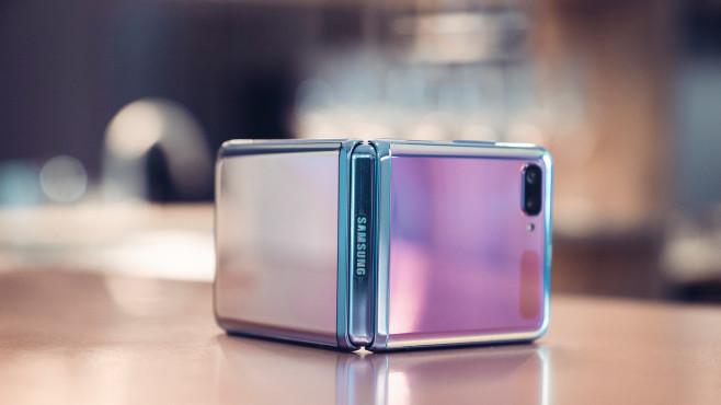 Samsung Galaxy Z Flip©Samsung