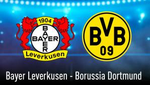 Bundesliga: Leverkusen - Dortmund©iStock.com/peshkov, Bayer 04 Leverkusen, Borussia Dortmund
