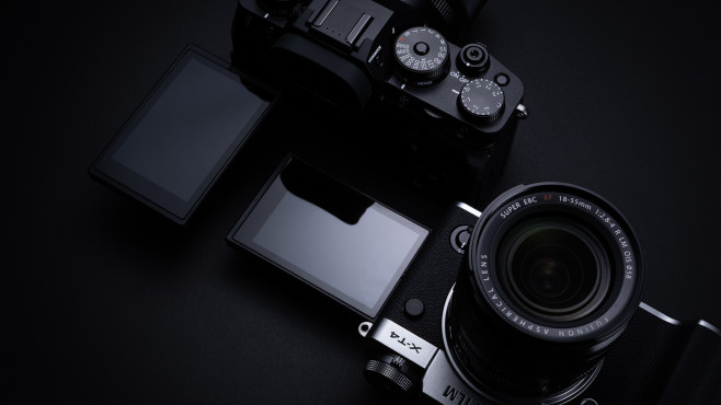 Fujifilm – Aufwendiges Ausklapp-Display©Fujifilm