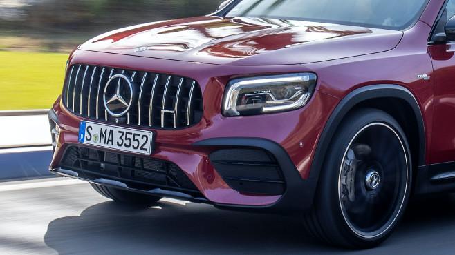 Mercedes-AMG GLB 35 4MATIC©Daimler AG