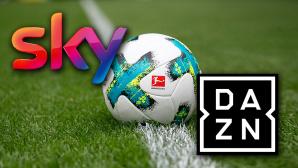 Sky und DAZN©Sky / DAZN / DFL (Fotomontage)