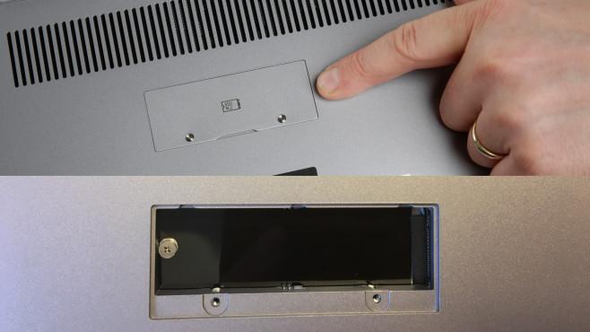 Medion Akoya E15302 (MD 63540): Test des Aldi-Notebooks©COMPUTER BILD: Ingolf Leschke