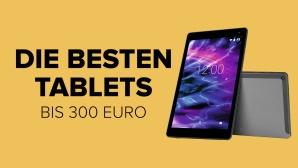 Die besten Tablets bis 300 Euro©COMPUTER BILD