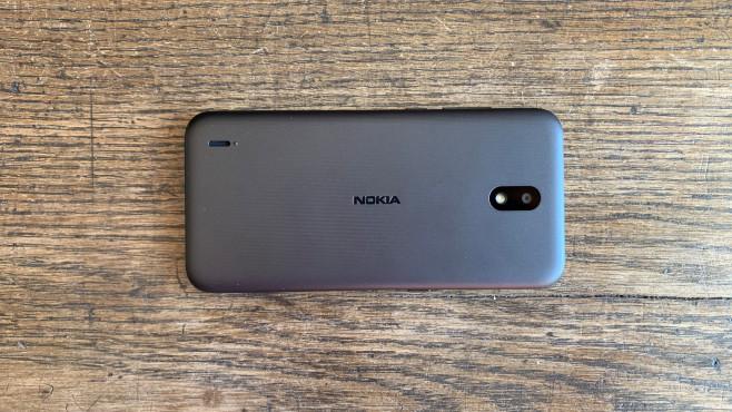Nokia 1.3 Rückseite©COMPUTER BILD