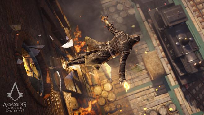 Assassins Creed Syndicate©Ubisoft