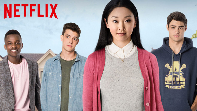 To All The Boys I've Loved Before©Netflix