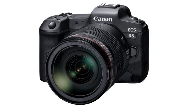 Canon EOS R5©Canon