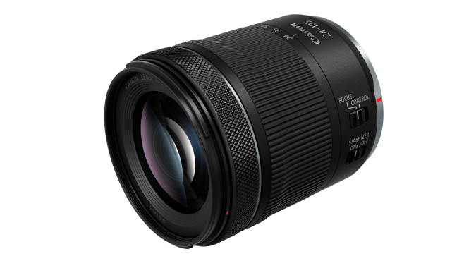 Canon RF 24-105mm f4-7.1 IS STM © Canon