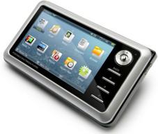 Cowon A3: Tragbarer Player für digitales Fernsehen, Filme, Fotos und Musik Cowon A3