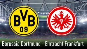 Bundesliga: BVB - Frankfurt©iStock.com/Masisyan, Borussia Dortmund, Eintracht Frankfurt