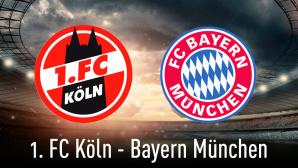 Bundesliga: Köln - Bayern©iStock.com/MARHARYTA MARKO, FC Bayern München, 1. FC Köln