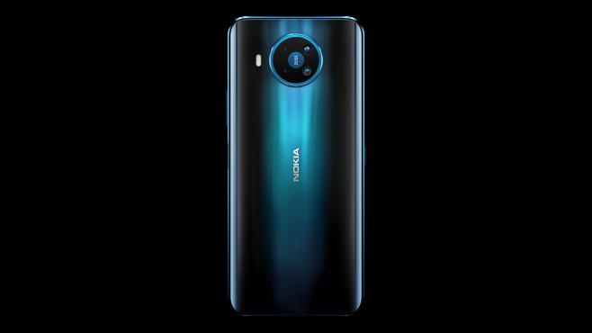 Nokia 8.3 Rückseite©HMD Global