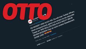 Otto zeigt klare Kante gegen Rassismus©Otto, Twitter