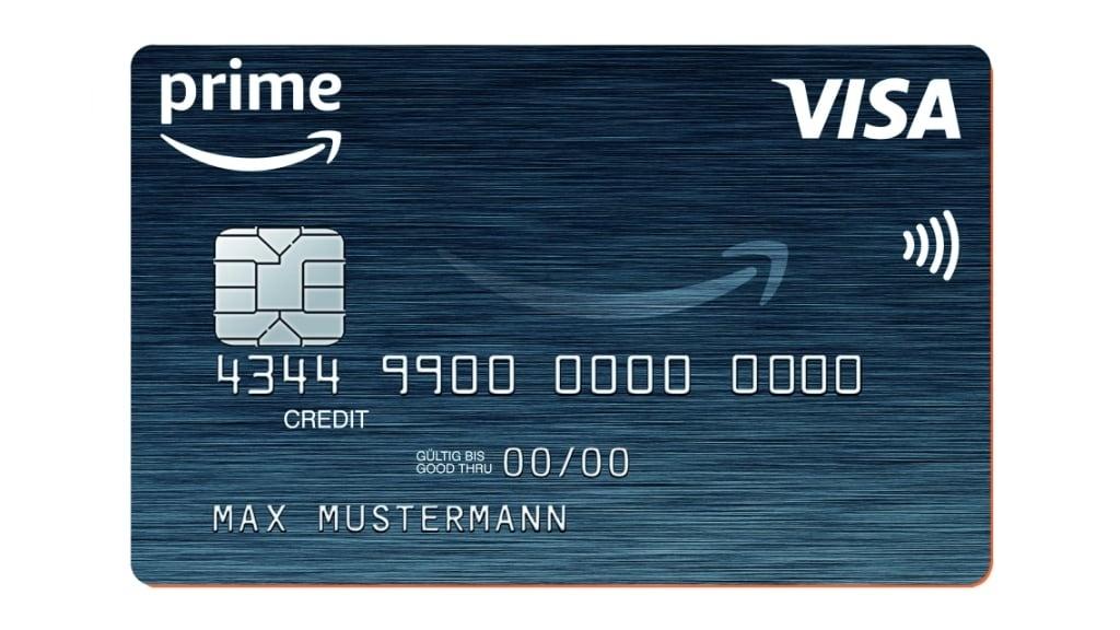 Visa Amazon Banking