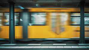 U-Bahn©gettyimages.de / Doug Armand
