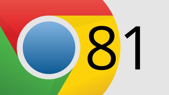 Google Chrome 81©Google