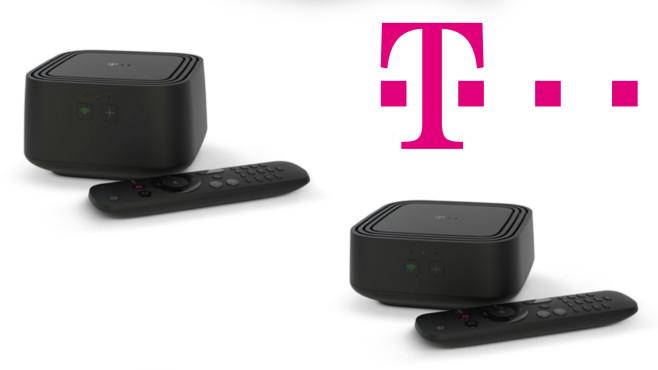 MagentaTV Box und MagentaTV Box Play©Deutsche Telekom