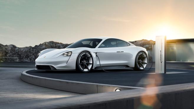 Porsche Taycan©Porsche