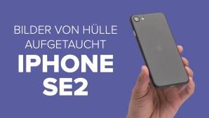 Iphone SE2 Hülle©COMPUTER BILD