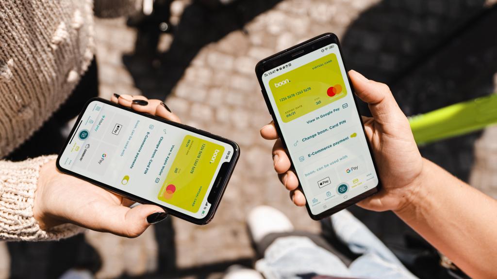 Boon: So funktioniert die Prepaid-Kreditkarte