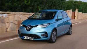 Renault Zoe©Renault