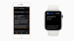 watchOS 6.1.3 © Apple, Screenshots und Montage: COMPUTER BILD