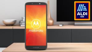 Motorola Moto E5 bei Aldi©iStock.com/Customdesigner, Lenovo, Aldi