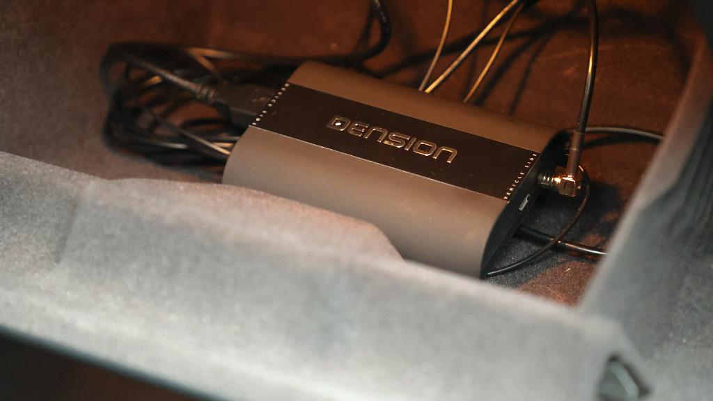 Dension DBU3GEN: Praxis-Test des DAB-Radios
