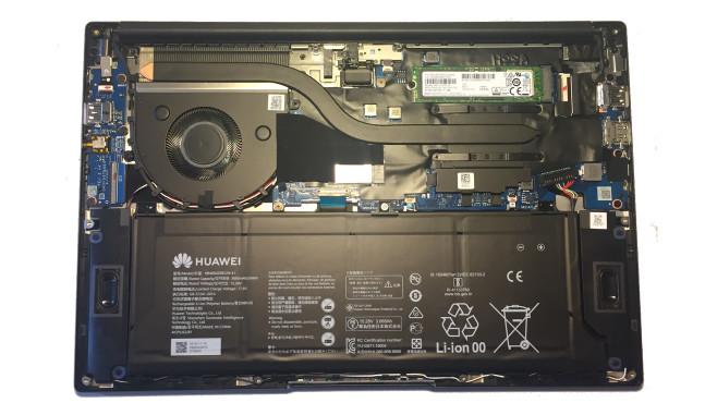 Huawei Matebook D 14: Test©COMPUTER BILD