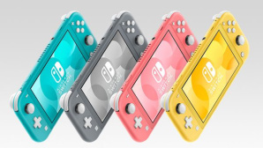 Nintendo Switch Lite © Nintendo