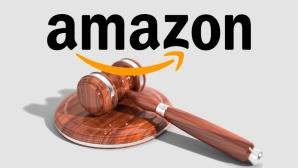 Richterhammer mit Amazon-Logo©COMPUTER BILD