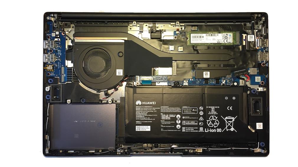 Huawei Matebook D 15: Review