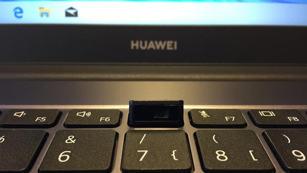 Huawei Matebook D 15: Test